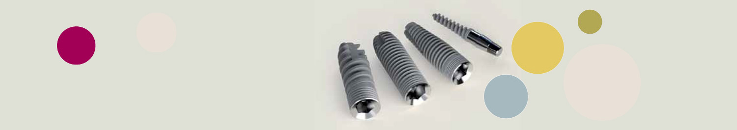 dental implants dentin